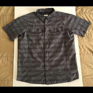 Columbia Omni-Shade Vented Fishing Shirt Sz XXL